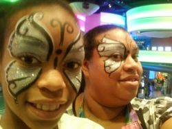 mommy & me butterfly