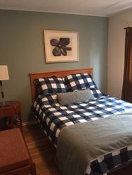 Bedroom 1 - Fall & Winter Set Up