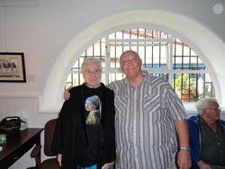 Honorable Mentions Phebe Burnham and Bob Kelsch