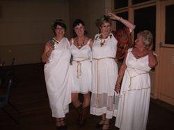 Roman Goddesses