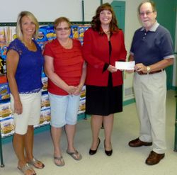 Keystone Nazareth Charitable Foundation grant