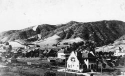 HOLLYWOOD, 1910