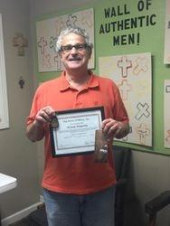 Congrats Michael!!