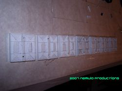 Building the Drydock Lighting Panels - 6