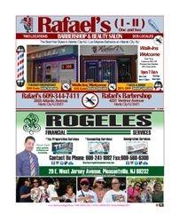 Rafaels Barbershop & Beauty Salon / Rogeles Financial Services / Rumba609 radio