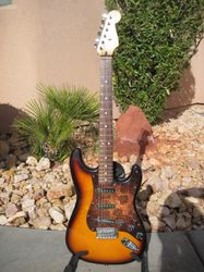 1992 Fender Stratocaster MIM