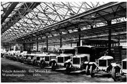 Guy Motors, Wolverhampton.1920s.