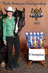 2012 Gypsy National Championships - 2012  6 x National Champion