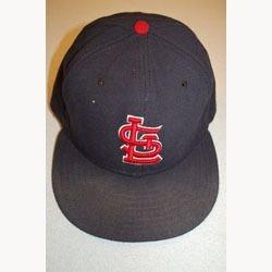 2009 Colby Rasmus Rookie Game Used Hat