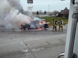 Car Fire, 11-10-14