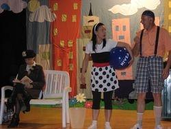 Mary Poppins e i Bimbi