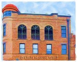 Historic Building, Monroe NC