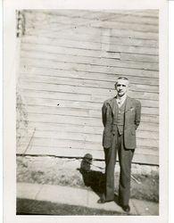 Milton Huston Garner (1876-1954)