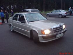 1989 Mercedes 190 cosworth