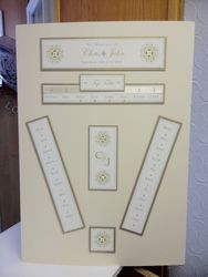 Celtic Table Plan - Small