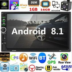 MP5 Android Car 2din Player