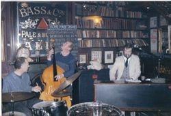 Tony Ashton Band in The Steeles