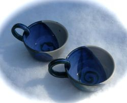 Cups ~ Great for Cappuccino or Hot Chocolate ~ #9