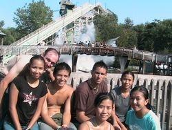 2007 Ohio Amusement park.