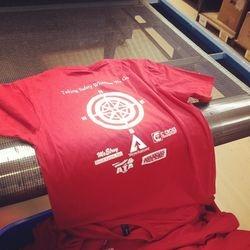 Weyerhaeuser Safety Shirts