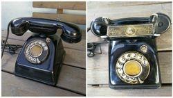 Tarpukario belgiskas telefonas, Kaunas. Kaina 127