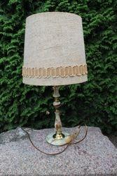 Naktine lempute, bronza. Kaina 42