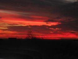 Sunset at Griffens Marina