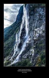 Seven Sisters Waterfall-Geirangerfjorden-Norway 1