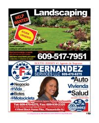 Landscaping NEED Help / Fernandez Services LLC -Insurance