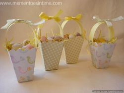 Small Easter Treat Boxes