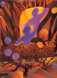 Healing Art - Art Collage, 11x14, Original Sold