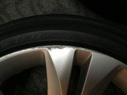 SE VENDEN AROS 18? ANCHOS Y FINOS 5-114.3 de Hyundai 2011