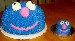 Grover and Little Grover