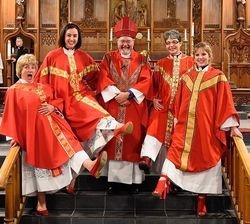 Rev. Cate's Priesting