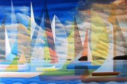 Imaginary Sail Past