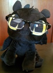Toothless!