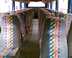 Big but not too big only 40 seats!