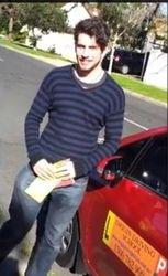 Driving School Glen Iris - Testimonial - lachlan