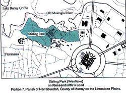 Map Stirling Park