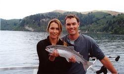 Genola & Ivan Lake Talpo NZ