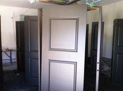 (Spraying Paint) Interior doors and trims