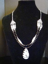 Black Drizzle (Item #1091)  $25.00