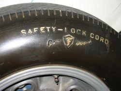"standard tire logos on 16"" and 18"" Firestones"