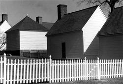 Outbuildings, Mt. Vernon