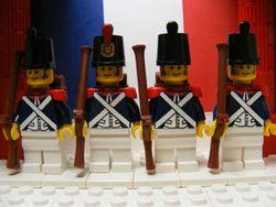 French Imperial Grenadiers