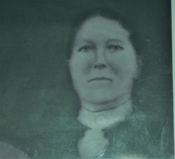 Meine Urgroßmutter Sara