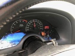 Chevrolet Camaro 2-door Convertible 3.8 '98