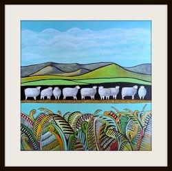 Sheep Watching
