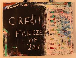 """Credit Freeze of 2017"