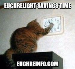 Euchrelight Savings Time